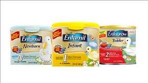 Productos de nutrición de fórmula para bebés