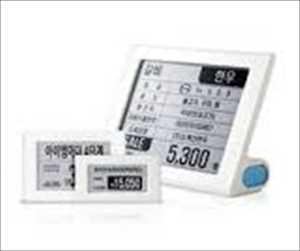 Etiquetas electrónicas para estantes (ESL)