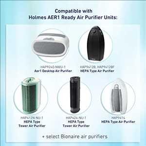 Seleccionar dispositivos de limpieza de aire