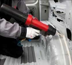 Mercado de adhesivos automotrices