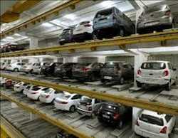 Sistema de estacionamiento de automóviles Mercado