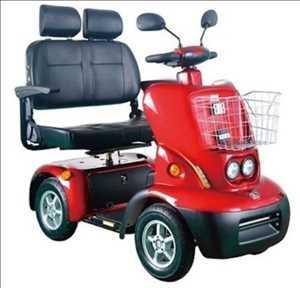 Mercado global de scooters de movilidad médica