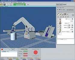 Software de robot industrial Mercado