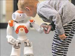 Robots interactivos Mercado