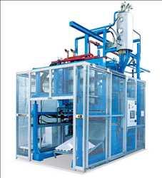 Máquinas de moldeo de espuma de partículas Mercado