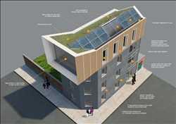Edificios de energía cero Mercado